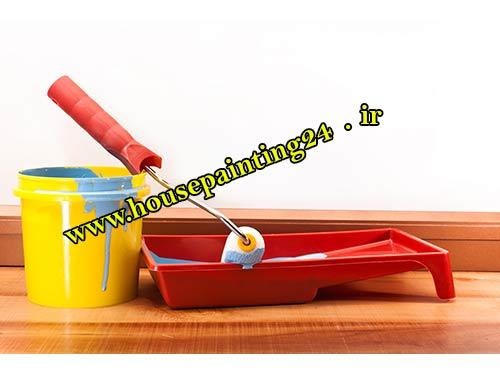 آموزش نقاشی خانه