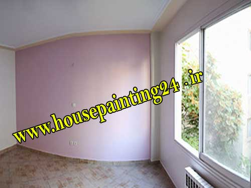 نقاشی ساختمان با نازلترین قیمت