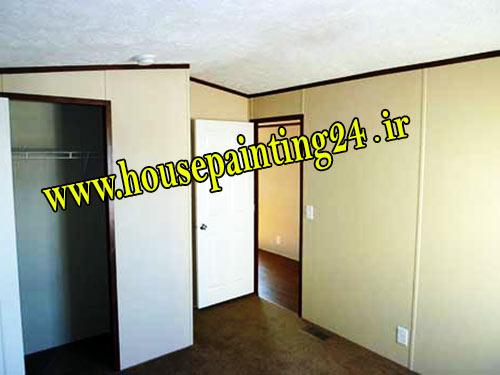 نقاشی ساختمان رنگ روغن قیمت